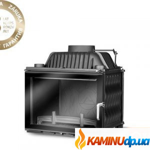 КАМИННАЯ ТОПКА KAWMET W17 DECOR (12.3 kW) EKO