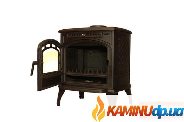 Чугунная печь Kaw-met P7 (9.3 kW) EKO