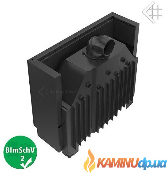 КАМИННАЯ ТОПКА KRATKI MB120G