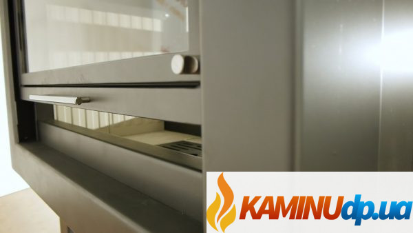 КАМИННАЯ ТОПКА A.CAMINETTI FLAT 100 TUNEL