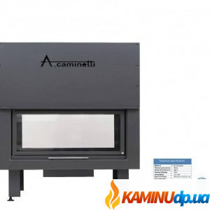 КАМИННАЯ ТОПКА A.CAMINETTI FLAT 146 TUNEL